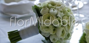 The bridal bouquet unveils your personality